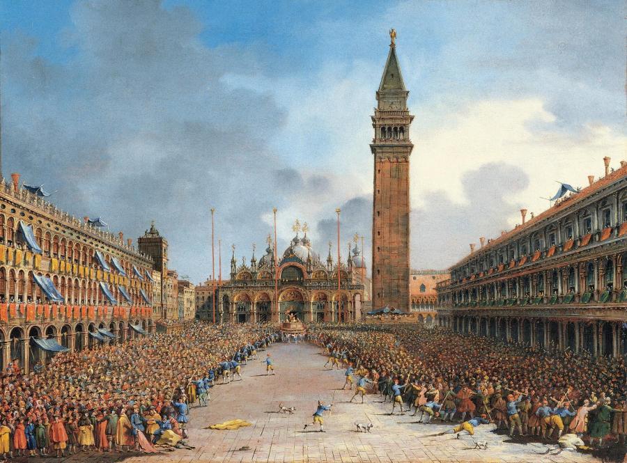 Nella Serenissima Repubblica le regole e la democrazia vigévanosovrane.