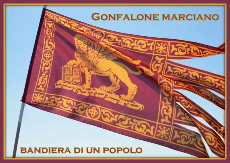 La mia bandiera…è solo quella di SanMarco