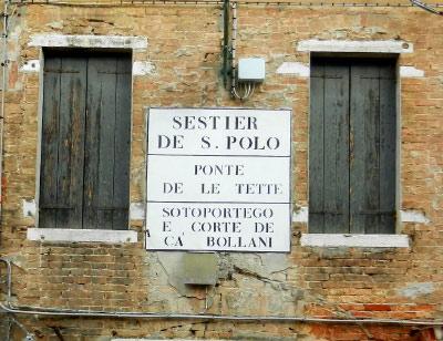 Serenissima e omosessualità