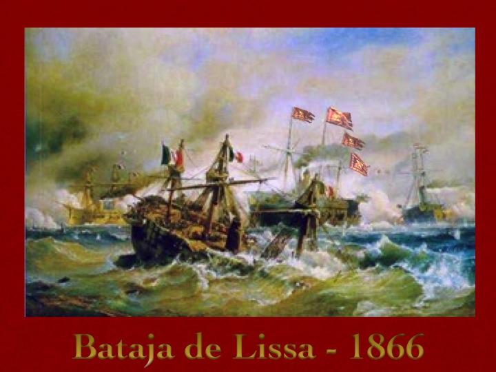 20 luglio 1866 – La Bataja de Lissa – di GigioZanon