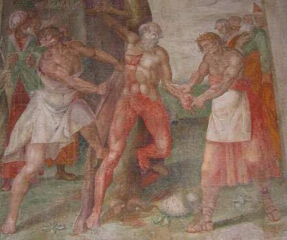 MARCANTONIO BRAGADIN                         IL MARTIRIO – 17 AGOSTO1571
