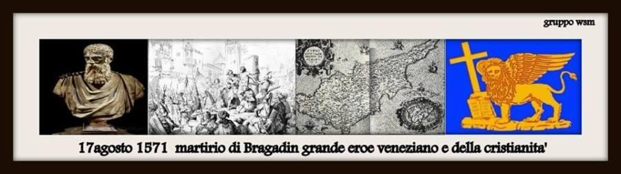 Marcantonio Bragadin grande eroe veneziano e della cristianita'…