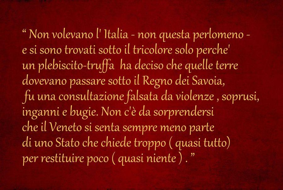 """CONTRO LE """"INESATEZZE'' DELLA STORIOGRAFIA ITALIANISTA SUL RISORGIMENTO VENETO: 1866 EDINTORNI"""