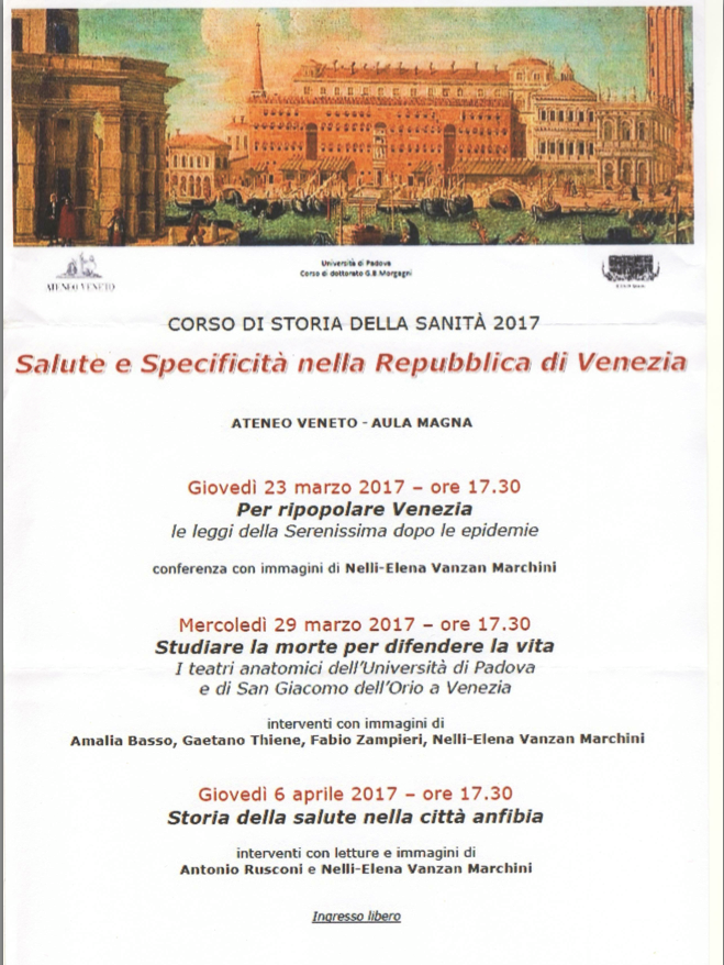 Per ripopolare Venezia, le leggi della Serenissima dopo leepidemie