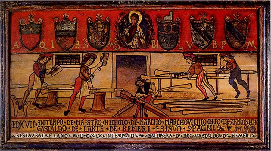 Legge Veneziana di tutela del lavoro minorile 1396 Marzo 10, in Consiglio deiQuaranta.