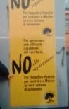 Manifesto per il NO contro la separazione